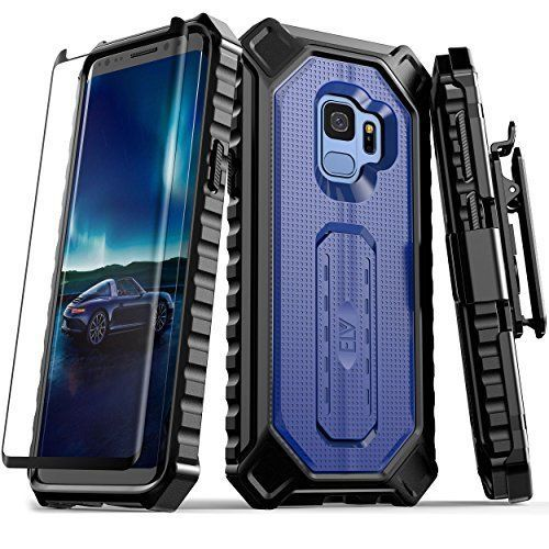 newest 360c4 8d00b Details about Samsung Galaxy Note 9 S9+ Armor Case With Kickstand ...