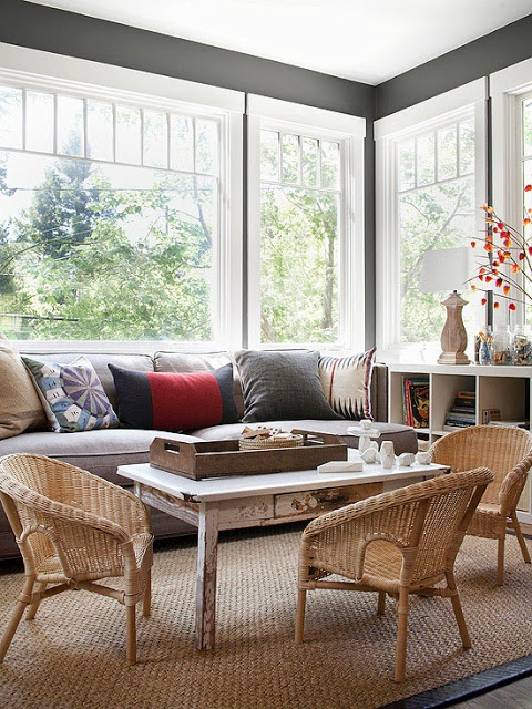 2013 Country Living Room Decorating Ideas From Bhg 2013