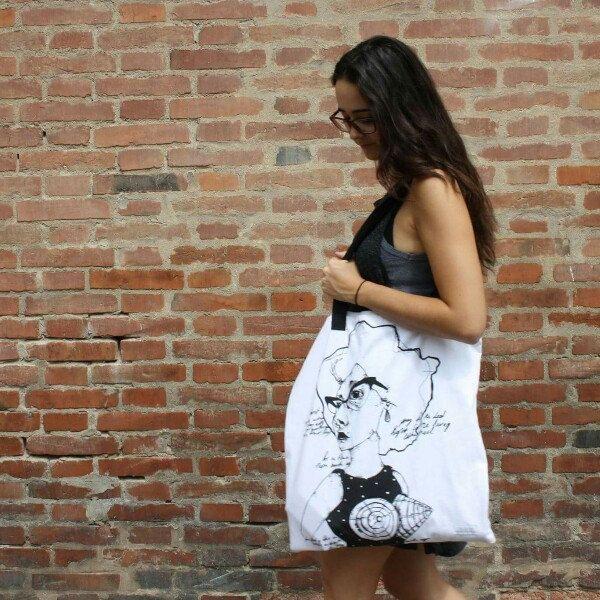 Littlerocks Malvina reusable shopping bags!!