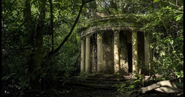 Zapomenutá a opuštěná místa světa lákají fotografy