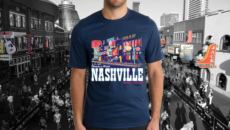The Rock 'n' Roll Nashville Marathon, Half Marathon & 5K are perfect for seeing the city and supporting St. Jude Children's Research Hospital. Register now!