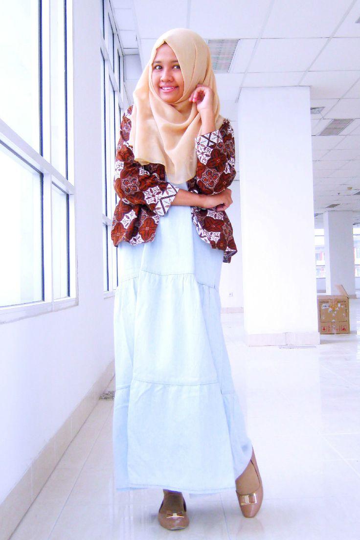 Batik and Denim