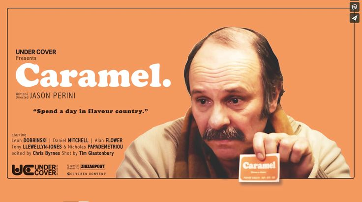 Caramel - Written & Directed by Jason Perini