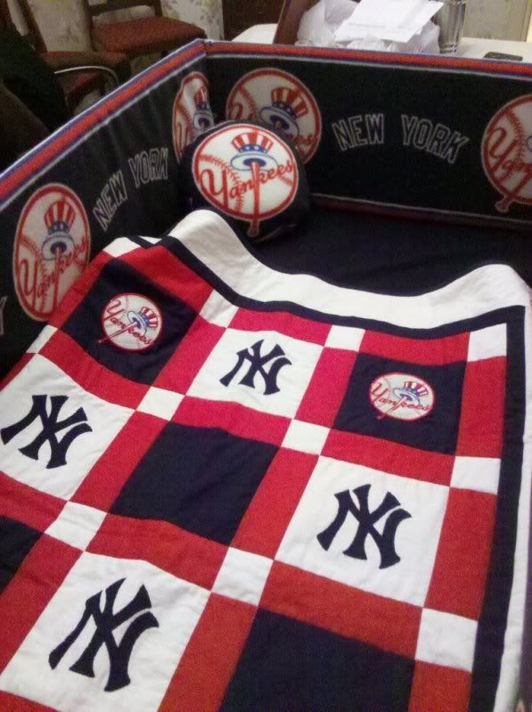 Ny Yankees Quilting Fabric Wednesday January 19 2011