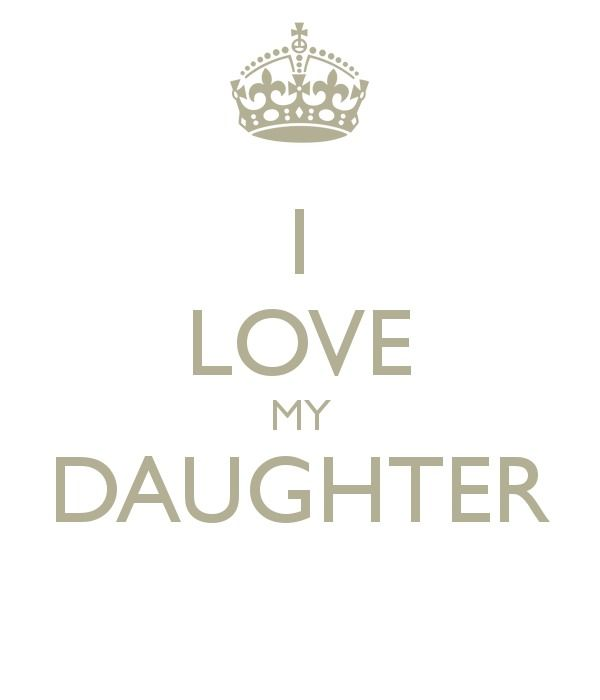 thepreppyyogini:  I love my daughter. ❤️