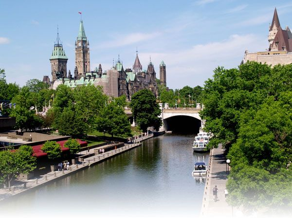 Hey this is Ottawa. I've spent one year there and I will never, oh never forget this year.