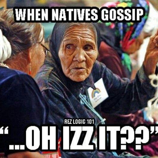 Native american humor