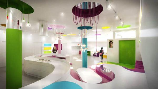 Moderne Hauptquartiere Weltberühmter Firmen Mit Coolem Bürodesign  #burodesign #coolem #firmen #hauptquartiere #
