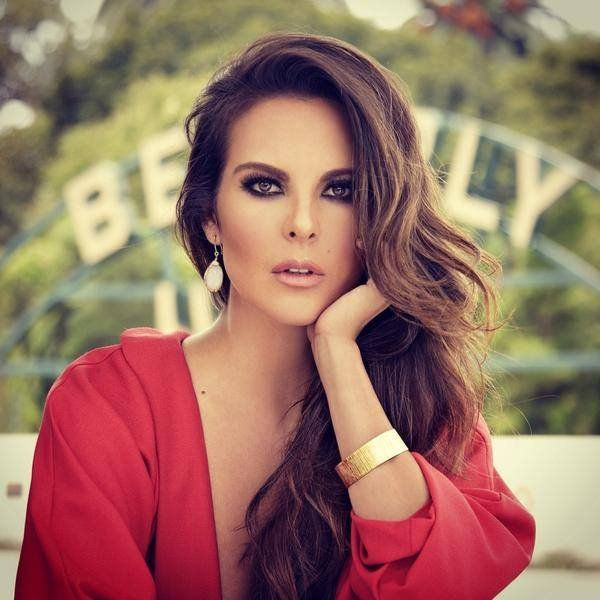 Kate del Castillo - Las hijas de famosos más bellas