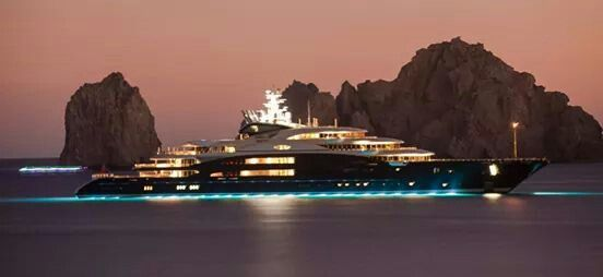 16 best mega yachts in cabo images on pinterest