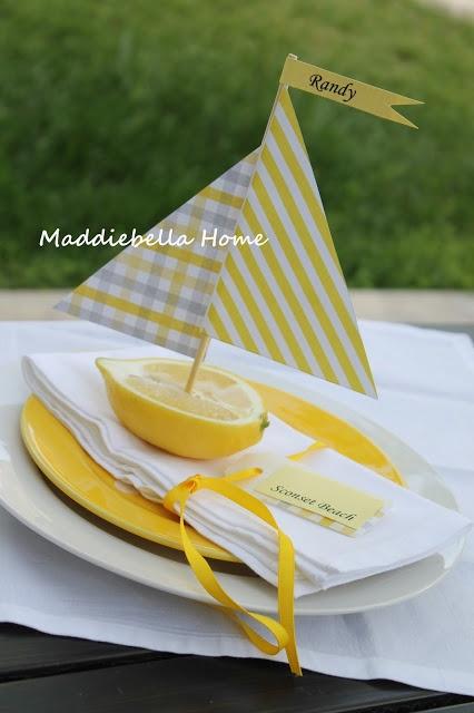 Maddiebella Home : Nantucket Table...