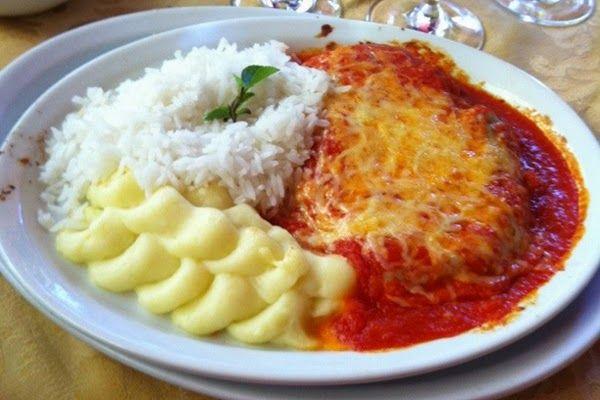 Receita de Tilápia a Parmegiana com Batata , Delicioso e fácil de fazer! Aprenda a Receita! Saiba Mais: