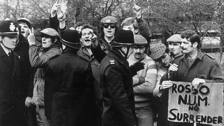 the miners strike 1984-85