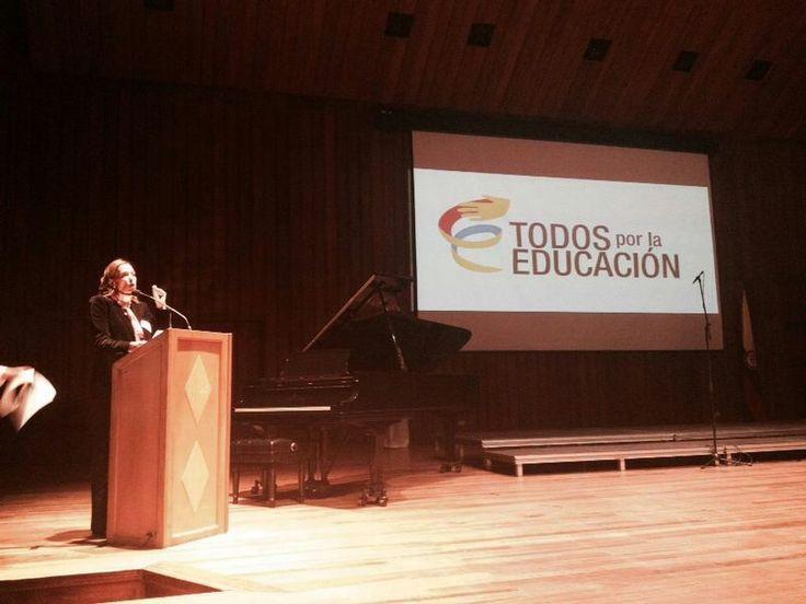 Todos por la Educación #Acuerdoxedu @cataescobarr