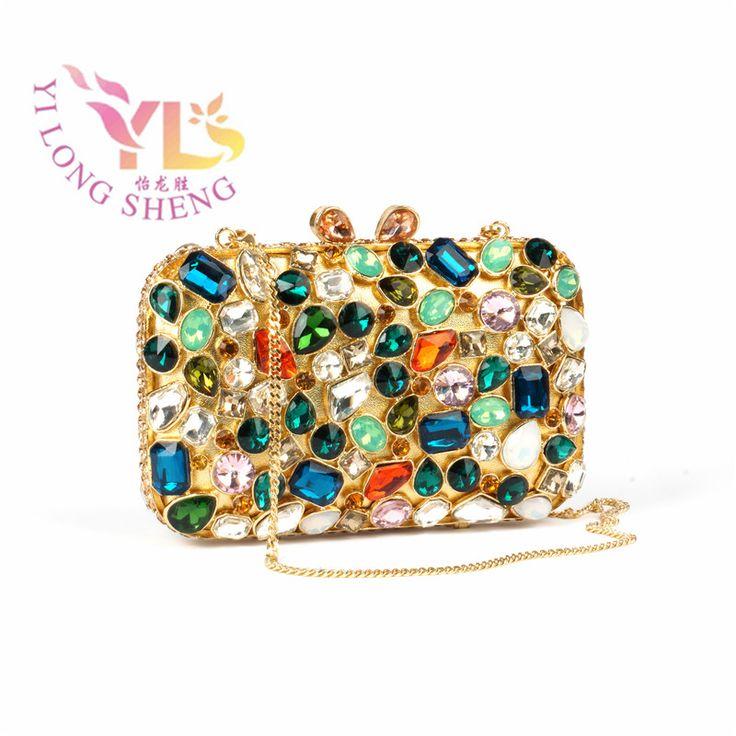 Clutch Evening Bags 2017 NEWEST Luxury Clear Crystal Evening Clutch Purse  Dinner Wedding Party Clutch Handbags