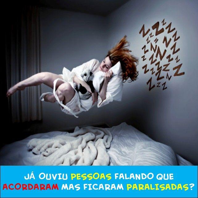 Cerca de 4 entre 10 pessoas passam pela Paralisia do Sono. É quando você está consciente mas incapaz de se mover. Algumas pessoas dizem ver fantasmas, sombras, monstros, etc. Você ja viu alguém passar por isso? Entenda melhor sobre esta paralisia. http://biosom.com.br/blog/curiosidades/paralisia-do-sono-causas-sintomas-e-tratamentos/ #sono #dormindo #paralisia #assombração #corpohumano