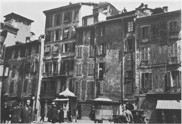 L'imbocco del Bottonuto con via Pantano e via Larga 1920-25 | da Milàn l'era inscì