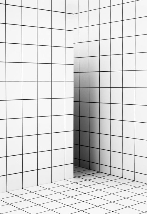 Optical, square, tiles.