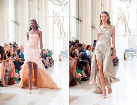 Nina Skarra at New York Fashion Week 12