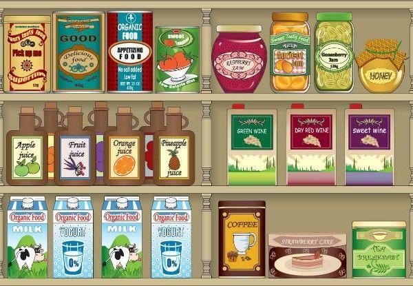 Passover Prep - Organize the Pantry | Marathons, Cabinets ...