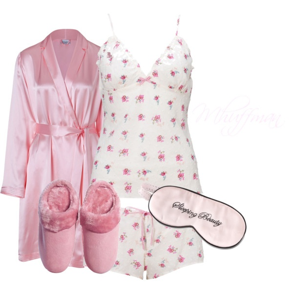 """""""Pajama Party"""" by mhuffman1282 on Polyvore 