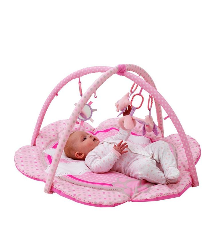 Buy Chad Valley Baby Deluxe Play Gym Pink at Argos.co.uk - Your Online Shop for Playmats and gyms.