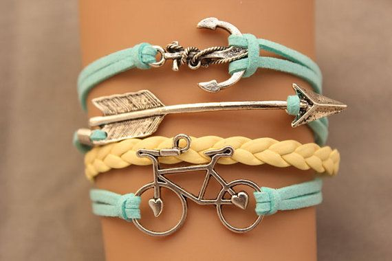 Bicycle Inspired Jewelry
