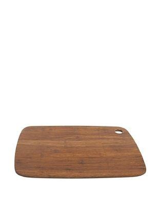 Core Bamboo Crushed Bamboo Cutting Board, Dark, Large