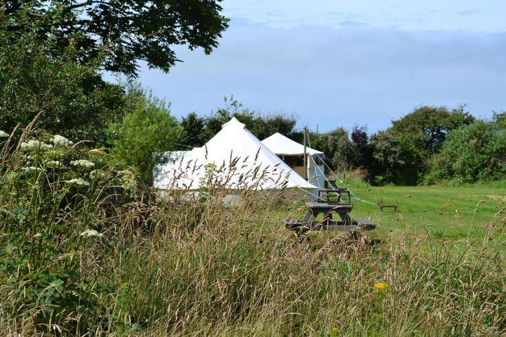 There's a beach in almost every direction you turn at this small-scale family campsite in the picturesque Pembrokeshire Coast National Park.