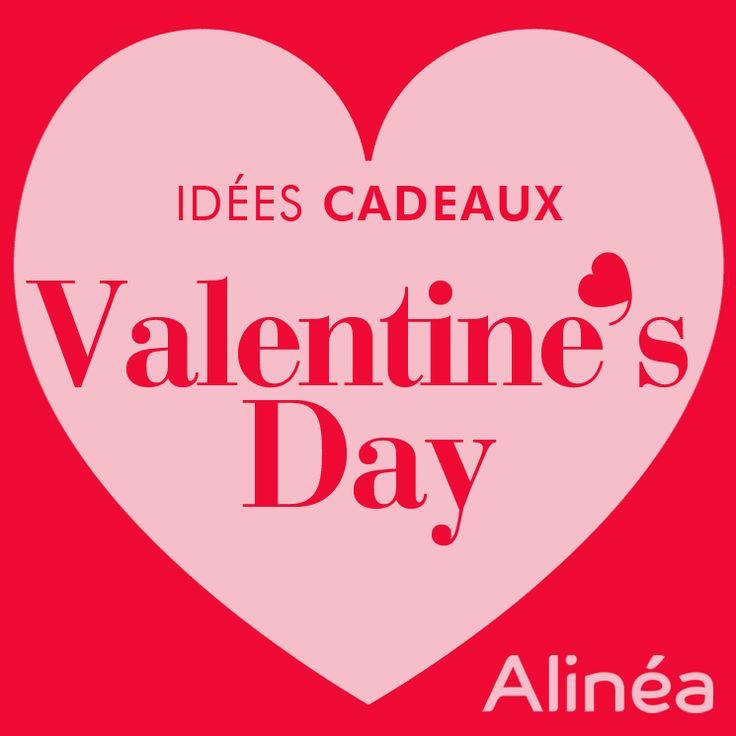 Saint Valentin - Idées cadeaux Alinéa  Sélection Saint Valentin ...