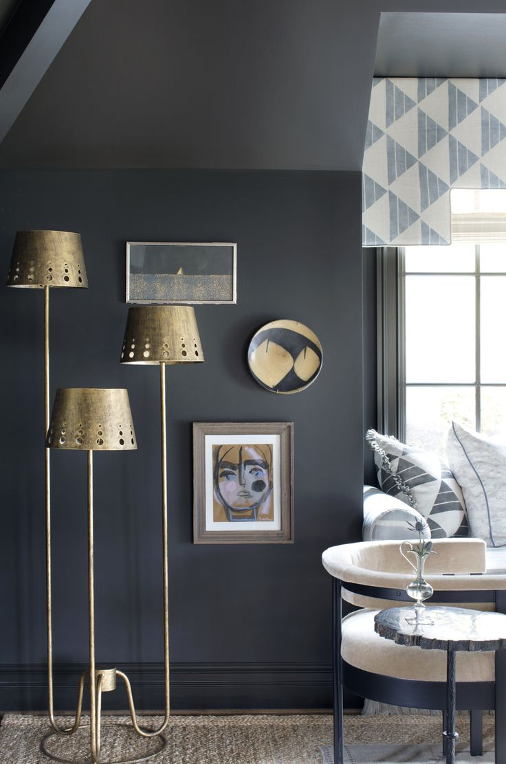 Interior design holiday home - Cloth Kind S Modern Day Speakeasy In The Atlanta Homes Lifestyles Holiday House 2014