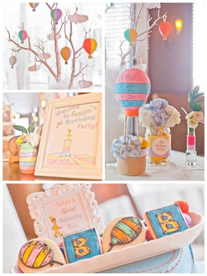 25 best ideas about first birthday themes on pinterest for 1st birthday decoration themes