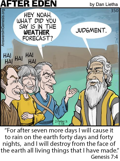 The 69 best answers in genesis images on pinterest christian after eden judgment call noahs flood was gods judgment on mans fandeluxe Image collections
