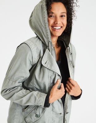 AE Military Parka  by  American Eagle Outfitters | At ease. Layer on the love with this cool outsider made to keep you warm. Just oversized enough.At ease. Layer on the love with this cool outsider made to keep you warm. Just oversized enough. Shop the AE Military Parka  and check out more at AE.com.