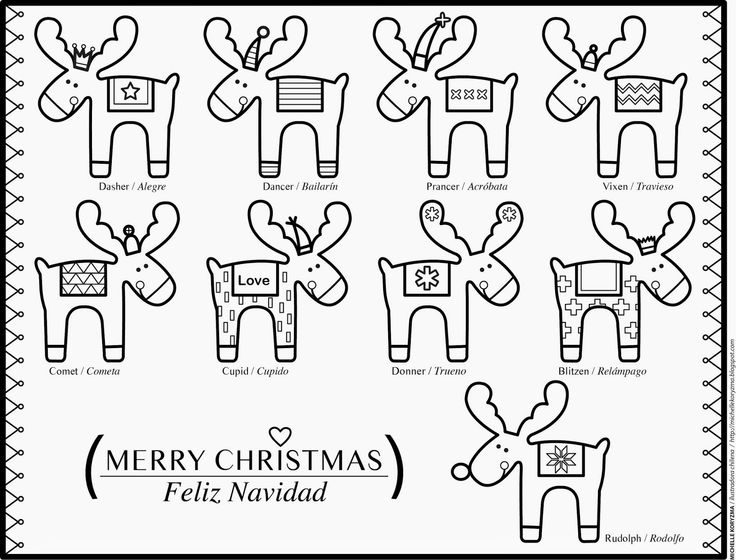 Coloring Pages For Christmas In Spanish. 245 best Holiday Activities in Spanish images on Pinterest  classroom Teaching spanish and class
