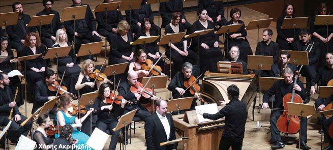 """""""ADAGIO"""" – ΜΟΥΣΙΚΕΣ ΓΙΑ ΤΙΣ ΜΕΡΕΣ ΤΟΥ ΠΑΣΧΑ J.S. Bach: Τα κατά Ιωάννην Πάθη"""