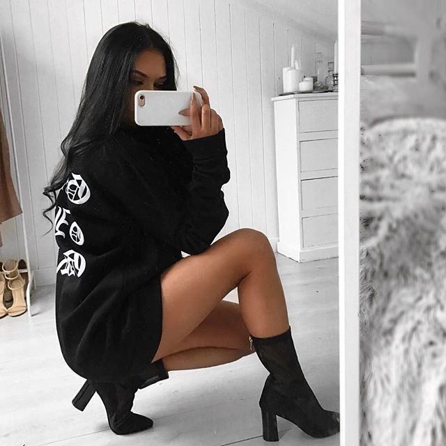 extraordinary instagram baddie outfits casual 9