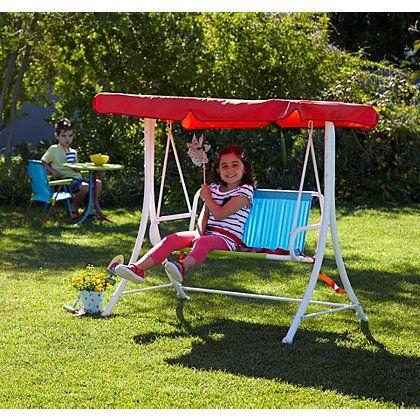 Kids Swing Seat | Garden Furniture | George at ASDA
