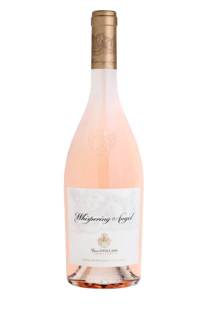 """WHISPERING ANGEL The PEOPLE Review: """"This is one of my favorites. I could see myself drinking this on a balcony, living it up."""" —Catherine Kast, style editor $22.99; freshdirect.com"""