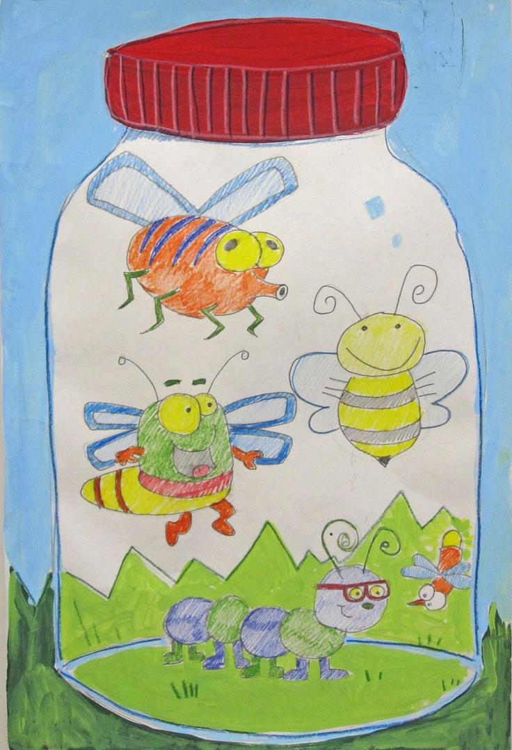 Bug in a jar