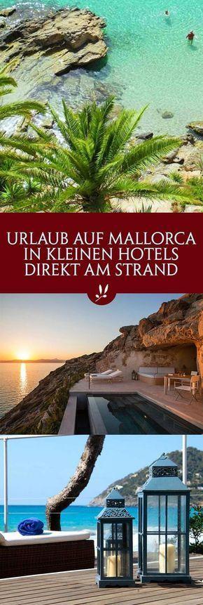 Über 100 Strände auf Mallorca locken viele Urlauber zum Badeurlaub auf die schöne Mittelmeerinsel. Wir haben euch die schönsten Hotels und Reisetipps entlang der Küsten zusammen gestellt. Familien wie Paare finden hier ihr ganz persönliches Hideway direkt am Strand. – Julia Winter