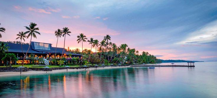 The Warwick Resort Fiji - 4 star $$ - http://www.best10hotels.com/#!4-5-star-fiji-hotels-and-resorts/c1p14