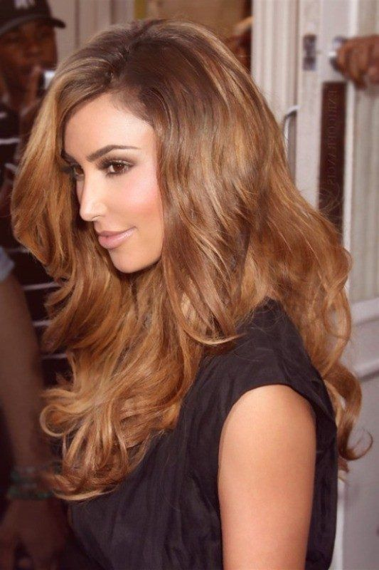 749 Best Images About Hair Color On Pinterest Celebrity