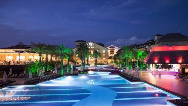 Hotel Alva Donna Exlusive, Belek, Antalya, Turcia