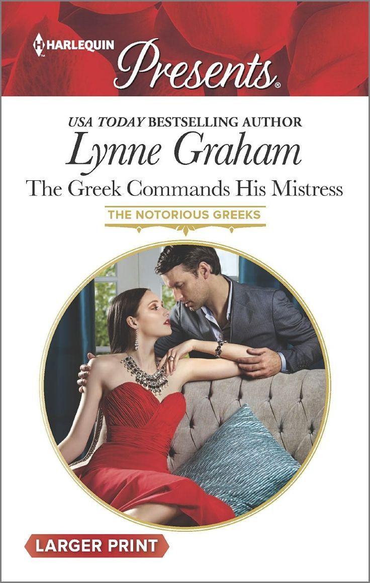 Lynne Graham - The Greek Commands His Mistress / #awordfromJoJo #ContemporaryRomance #LynneGraham