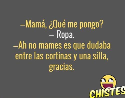 Imagen de jajaja, chistes, and chistes en español