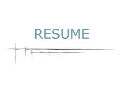 """Check out new work on my @Behance portfolio: """"My Resume"""" http://be.net/gallery/28842221/My-Resume"""