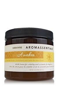 ARBONNE: This smells awesome. Makes my skin silky. Love