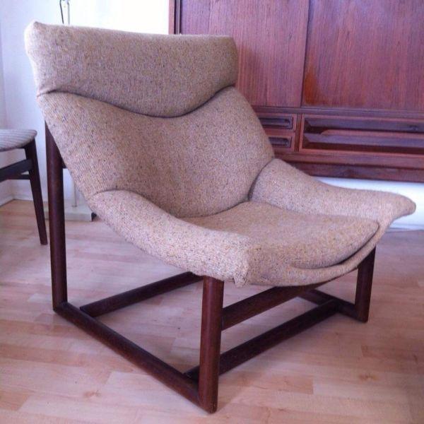Danish Deluxe Henga sling chair