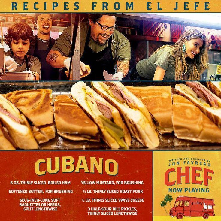 Cuban Sandwich Food Truck Movie